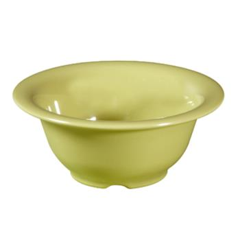 GETB105AV - GET Enterprises - B-105-AV - Harvest Avocado 10 oz Rim Bowl Product Image
