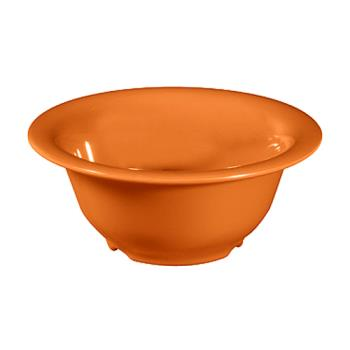 GETB105PK - GET Enterprises - B-105-PK - Harvest Pumpkin 10 oz Rim Bowl Product Image