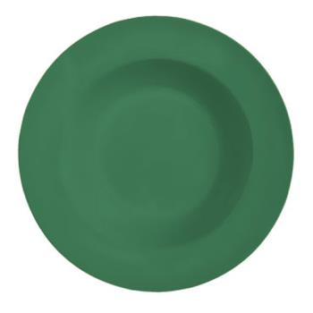 GETB1611FG - GET Enterprises - B-1611-FG - Mardi Gras Forest Green 16 oz Wide Rim Bowl Product Image