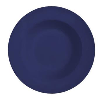 GETB1611PB - GET Enterprises - B-1611-PB - Mardi Gras Peacock Blue 16 oz Wide Rim Bowl Product Image