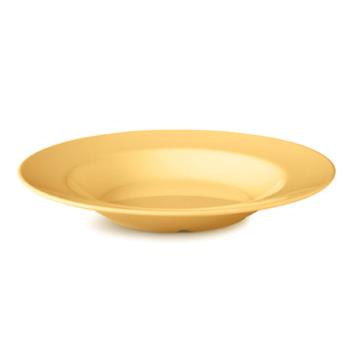 GETB1611SQ - GET Enterprises - B-1611-SQ - Harvest Squash 16 oz Wide Rim Bowl Product Image