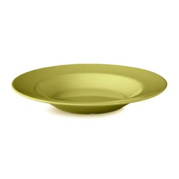 GETB2412AV - GET Enterprises - B-2412-AV - Harvest Avocado 24 oz Pasta Bowl Product Image