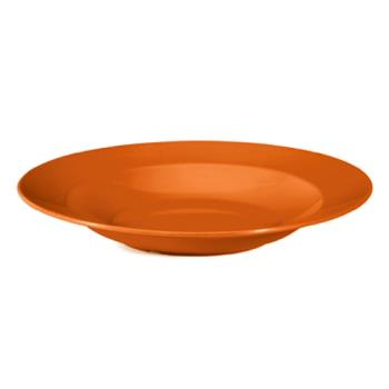 GETB2412PK - GET Enterprises - B-2412-PK - Harvest Pumpkin 24 oz Pasta Bowl Product Image