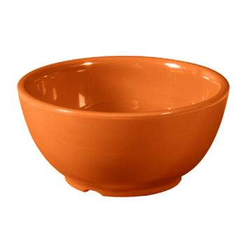 GETB45PK - GET Enterprises - B-45-PK - Harvest Pumpkin 10 oz Bowl Product Image