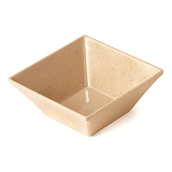 GETBAM1238 - GET Enterprises - BAM-1238 - BambooMel 14 oz Square Bowl Product Image