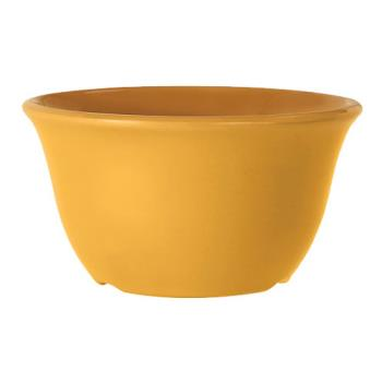 GETBC70TY - GET Enterprises - BC-70-TY - Mardi Gras Tropical Yellow 7 oz Bouillon Cup Product Image