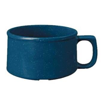 GETBF080TB - GET Enterprises - BF-080-TB - Texas Blue 11 oz Soup Mug Product Image