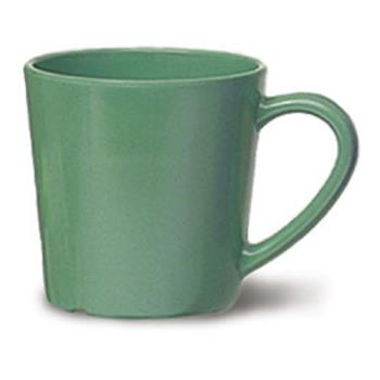 GETC107FG - GET Enterprises - C-107-FG - Mardi Gras Forest Green 8 oz Mug Product Image