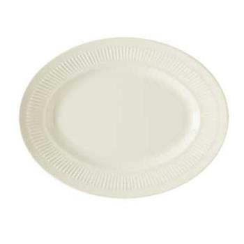 GETEP12P - GET Enterprises - EP-12-P - Princeware 11 3/4 in x 9 in Oval Platter Product Image