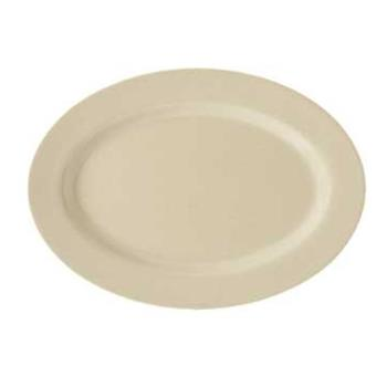 GETM4010S - GET Enterprises - M-4010-S - Tahoe 16 1/4 in Oval Platter Product Image