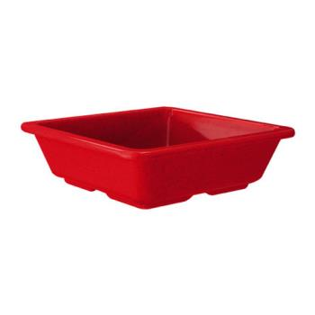 GETML122RSP - GET Enterprises - ML-122-RSP - Milano Red 6 oz Side Dish Product Image