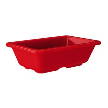 GETML123RSP - GET Enterprises - ML-123-RSP - Milano Red 4 oz Side Dish Product Image