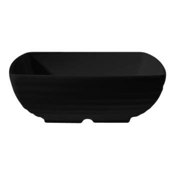 GETML68BK - GET Enterprises - ML-68-BK - Milano Black 3 qt Bowl Product Image
