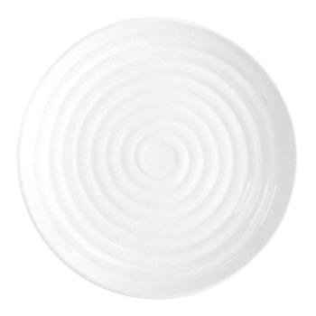 GETML82W - GET Enterprises - ML-82-W - Milano White 10 1/4 in Plate Product Image