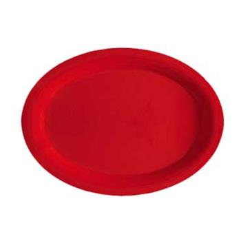 GETOP950RSP - GET Enterprises - OP-950-RSP - Red Sensation 9 3/4 in Oval Platter Product Image