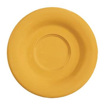 GETSU3TY - GET Enterprises - SU-3-TY - Mardi Gras Tropical Yellow 5 1/2 in Saucer Product Image