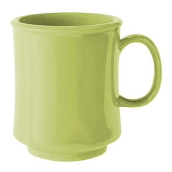 GETTM1308AV - GET Enterprises - TM-1308-AV - Harvest Avocado 8 oz Stacking Mug Product Image