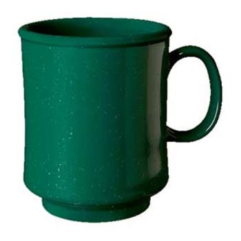 GETTM1308KG - GET Enterprises - TM-1308-KG - Kentucky Green 8 oz Stacking Mug Product Image