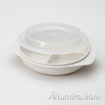 NRW67204 - Nordic Ware - 67204 - 7 1/2 in x 9 1/2 in Microwave Divided Tray Product Image