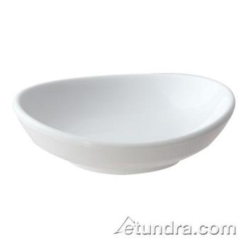 "THG19035WT - Thunder Group - 19035WT - Classic White Series 3 1/2"" Round Saucer Product Image"