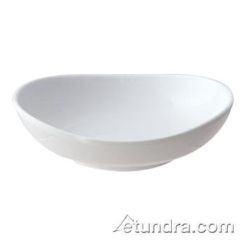 "THG19055WT - Thunder Group - 19055WT - Classic White Series 5 1/2"" Round Saucer Product Image"