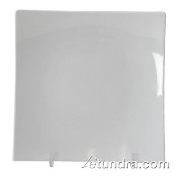 "THG24006WT - Thunder Group - 24006WT - Classic White Series 6"" Square Plate Product Image"