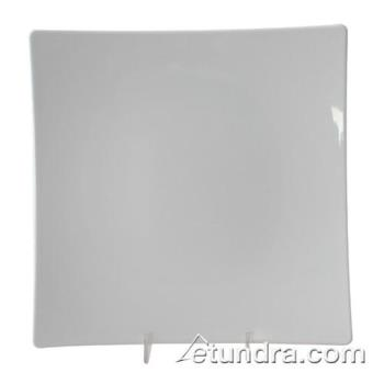 "THG24012WT - Thunder Group - 24012WT - Classic White Series 12"" Square Plate Product Image"