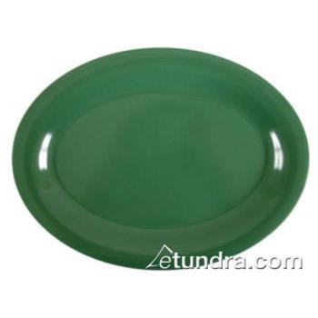 "THGCR212GR - Thunder Group - CR212GR - 12"" x 9"" Green Platter Product Image"