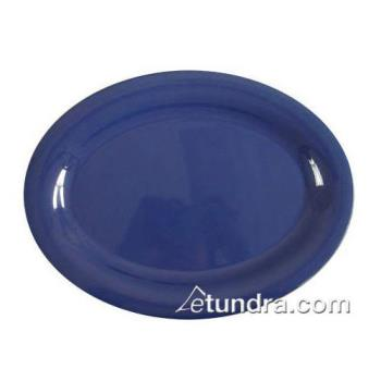 "THGCR213BU - Thunder Group - CR213BU - 13 1/2"" x 10 1/2"" Blue Platter Product Image"