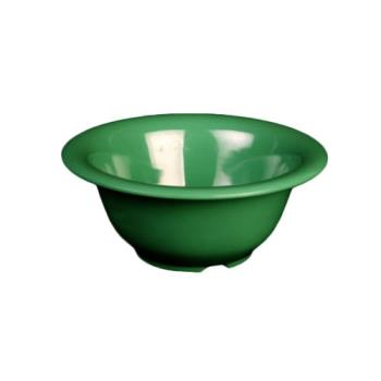 "THGCR5510GR - Thunder Group - CR5510GR - 10 oz x 5 3/8"" Green Soup Bowl Product Image"