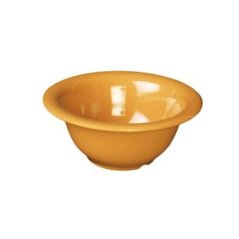 "THGCR5510YW - Thunder Group - CR5510YW - 10 oz x 5 3/8""  Yellow Soup Bowl Product Image"