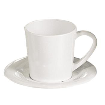 THGCR9018V - Thunder Group - CR9018V - 7 oz Ivory Mug/Cup Product Image