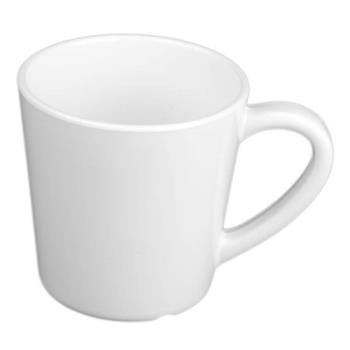 THGCR9018W - Thunder Group - CR9018W - 7 oz White Mug/Cup Product Image