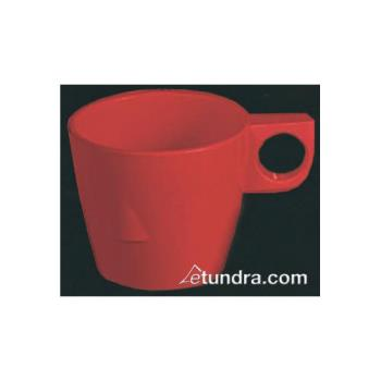 THGML9011PR - Thunder Group - ML9011PR - 7 oz Pure Red Stacking Cup Product Image