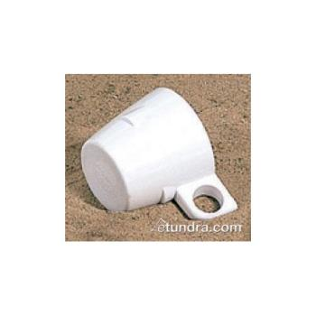 THGML9011W - Thunder Group - ML9011W - 7 oz White Stacking Cup Product Image