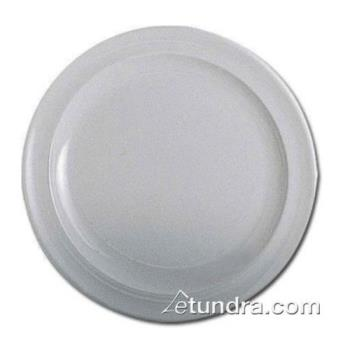 "THGNS108W - Thunder Group - NS108W - 8"" Nustone White Round Dinner Plate Product Image"