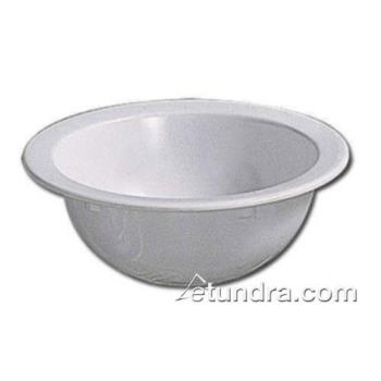 THGNS305W - Thunder Group - NS305W - 10 oz Nustone White Grapefruit Bowl Product Image