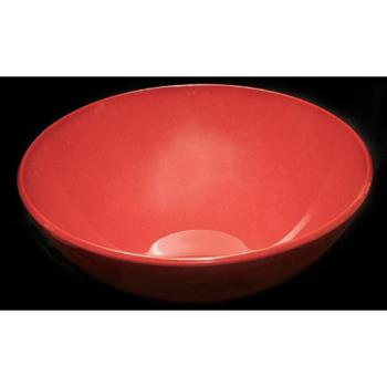 THGPS3110RD - Thunder Group - PS3110RD - 96 oz. Passion Red Square Bowl Product Image