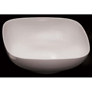 THGPS3111W - Thunder Group - PS3111W - 128 oz. Passion White Square Bowl Product Image