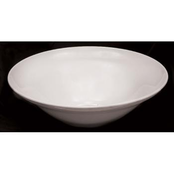 THGPS6013W - Thunder Group - PS6013W - 96 oz. Passion White Salad Bowl Product Image