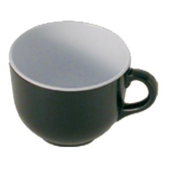 THGRF9475BW - Thunder Group - RF9475BW - 24 oz. Two Tone Black Pearl Soup Mug Product Image
