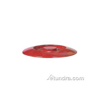 "THGNS608CR - Thunder Group - NS608CR - 8 1/4"" Nustone Red Server Lid Product Image"
