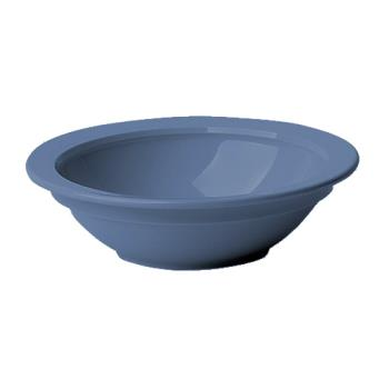 CAM45CW401 - Cambro - 45CW - Camwear® Round 5 oz #3 1/2 Slate Blue Fruit Cup Product Image