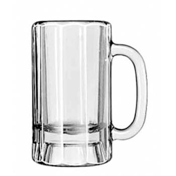 LIB5018 - Libbey Glassware - 5018 - 14 oz Full Paneled Beer Mug Product Image