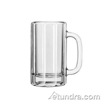 58503 - Libbey Glassware - 5020 - 16 oz Paneled Mug Product Image