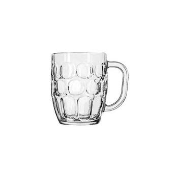 58504 - Libbey Glassware - 5355 - 19 1/4 oz Dimple Stein Product Image