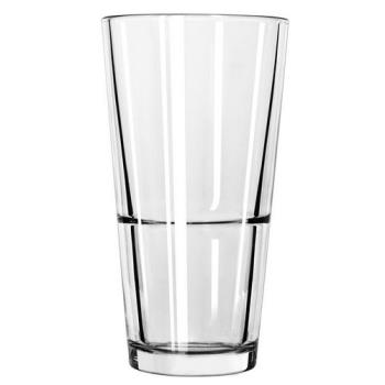 LIB15791 - Libbey - 15791 - 20 oz Restaurant Basics Stackable Mixing Glass Product Image