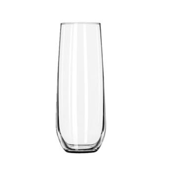 LIB228 - Libbey Glassware - 228 - 8 1/2 oz Stemless Flute Glass Product Image
