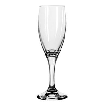 LIB3996 - Libbey Glassware - 3996 - Teardrop 5 3/4 oz Flute Glass Product Image