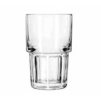 LIB15656 - Libbey Glassware - 15656 - Stackable Gibraltar 9 oz Hi-Ball Glass Product Image